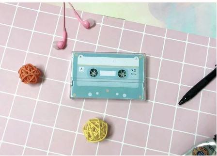送長輩什麼好?錄音卡片