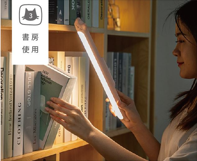超推薦7款創意小夜燈-貓咪LED燈