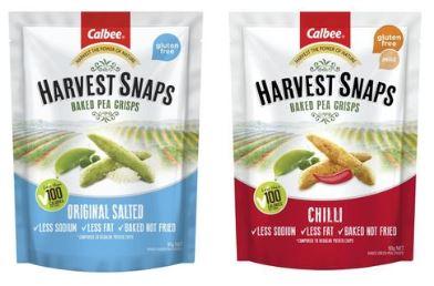 Harvest Snaps 豌豆酥