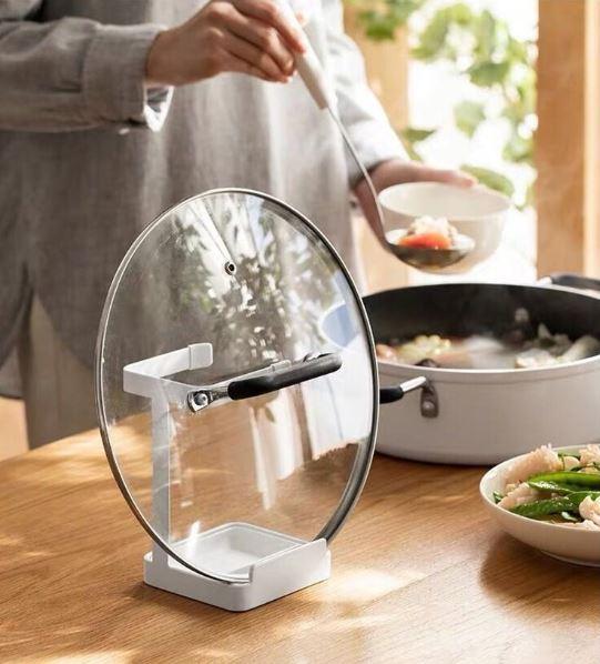日式鍋蓋架