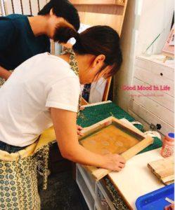 印花手作課程