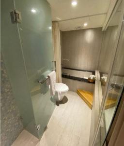 丰居旅店 泡澡