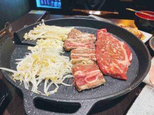 甘釜京 燒肉