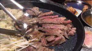 甘釜京餐酒館 牛排