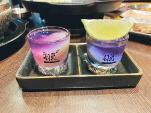 甘釜京餐酒館 生食干貝