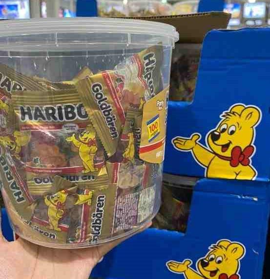 HARIBO小熊軟糖