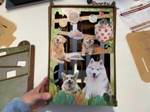 狗狗存錢筒