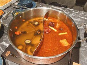 這一鍋吃到飽麻辣火鍋